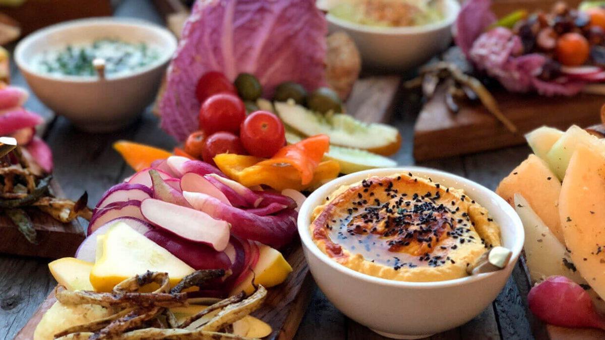 comida saludable ayurveda